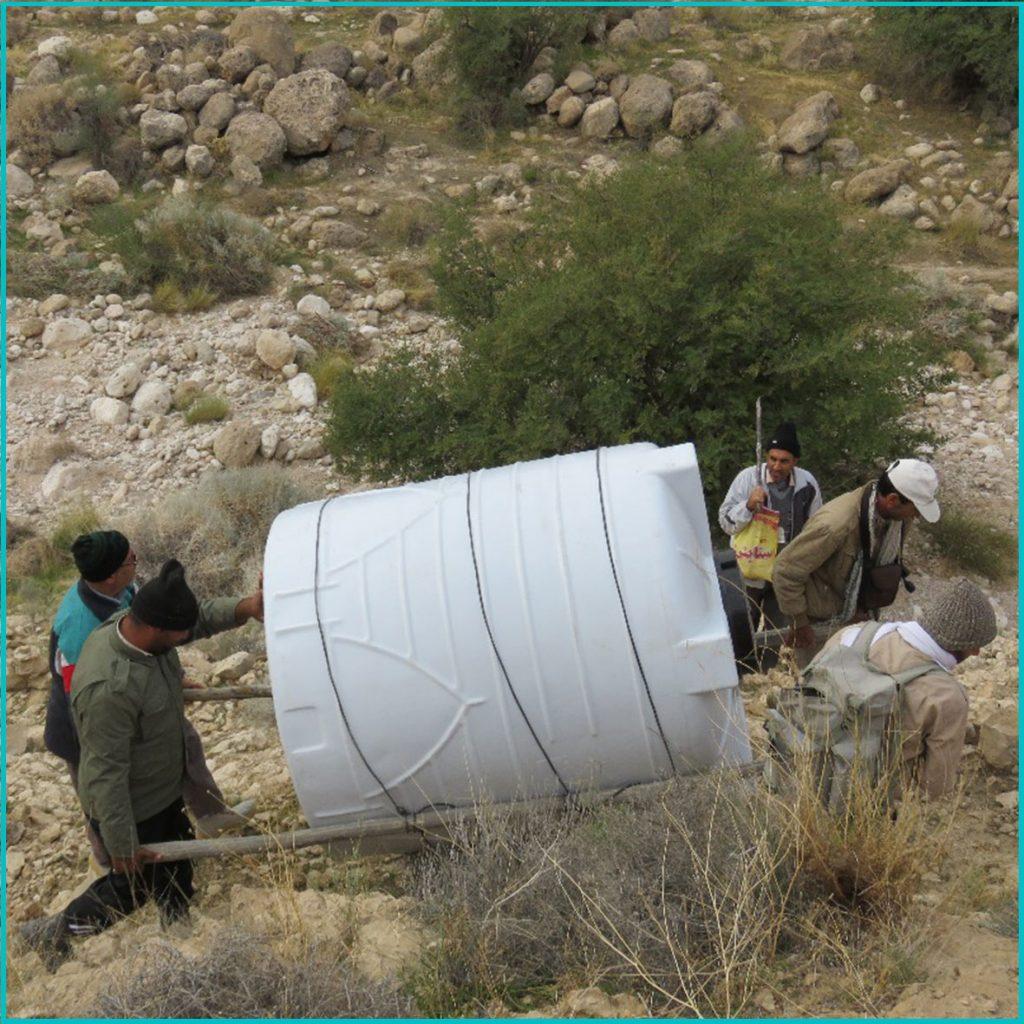 مخزن آب بحران خشکسالی محیط زیست